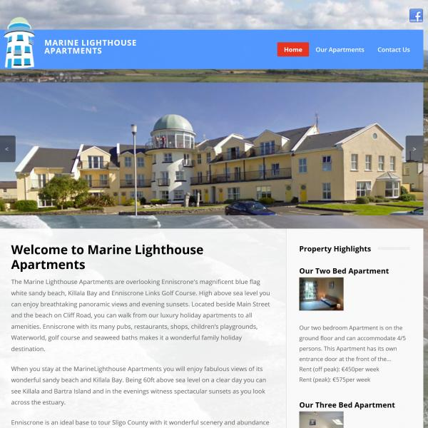 Lighthouse Apartments: MarineLighthouse.ie
